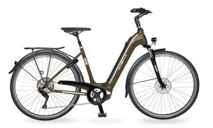 Velo De Ville AEB XT 990 electric bike