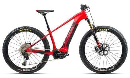 Orbea HT 10 27 electric bike