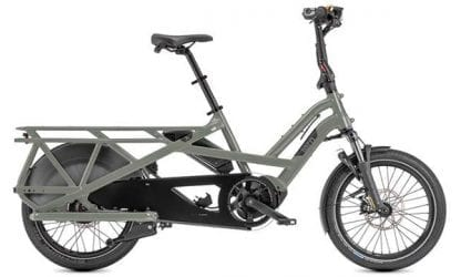 Tern GSD S00 Cargo Line (cargo) electric bike