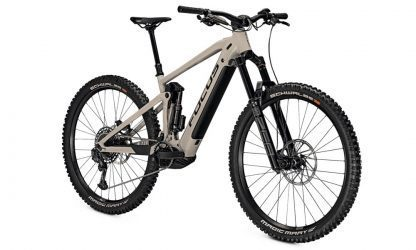 Focus SAM2 6.8 22 electric mountain bike